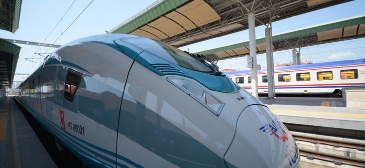 Afyonkarahisar Yüksek Hızlı Trenle Ankara, İstanbul ve İzmir'e Bağlanıyor