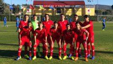 Milli Takımı, İtalya İle 1-1 Berabere Kaldı