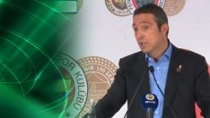 Ali Koç'tan hakem hataları için basın toplantısı