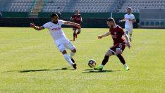 Tetiş Yapı Elazığspor 0-0 Giresunspor