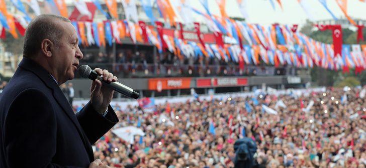 """Erdoğan: """"Hiç Kimsenin Milletimizin Ekmeğiyle Oynamasına İzin Vermeyiz"""""""