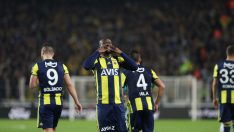 Fenerbahçe'den üst üste ikinci galibiyet