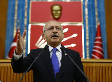 Kılıçdaroğlu Halkı Sokağa Çağırdı