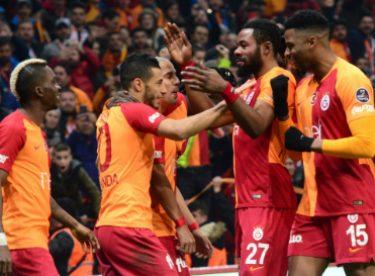 Galatasaray 3 – 1 Trabzonspor