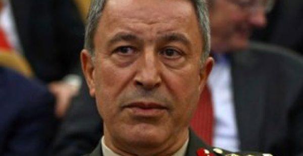 Akar: Güvenli bölgede sadece Türkiye olmalı