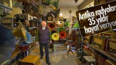 Ankara'da 35 yıldır radyolarla özel bağ kurdu
