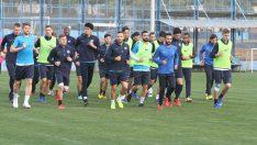 Adana Demirspor, Eskişehirspor Maçının Hazırlıklarına Başladı