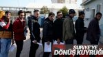 Bir grup Suriyeli daha ülkesine döndü