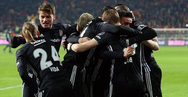 E. Y. Malatyaspor:1 Beşiktaş:2