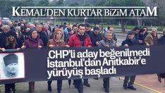 CHP Maltepe Örgütü Ali Kılıç'a ateş püskürdü