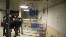 Adana'da PTT şubesinden hırsızlık