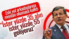 Davutoğlu'nun parti kuracağı iddiaları artıyor