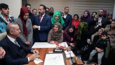 Cumhurbaşkanı Erdoğan partililerin isteğini kırmadı