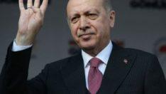 Erdoğan: Sizleri hiçbir zaman yalnız bırakmayacağım