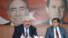 "MHP'li Yalçın: ""Cumhur İttifakı Milli Mutabakat Projesidir"""