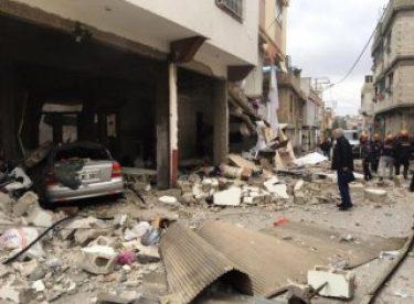 Gaziantep'te kanalizasyon hattında patlama: 2 yaralı
