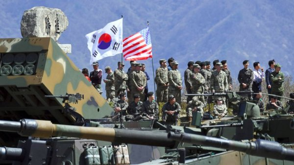 Güney Kore, ABD askeri için daha fazla ödeme yapacak