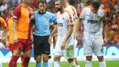 Aytemiz Alanyaspor 1-1  Galatasaray