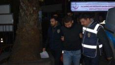 İzmir'de cezaevi firarisi yakayı ele verdi