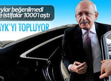 Kılıçdaroğlu MYK'yı toplama kararı aldı