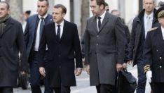 Macron: Sarı Yelekliler'in arasına 50 bin militan sızdı
