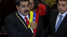 Maduro: Türkiye ile ittifakımız her alanda devam edecek