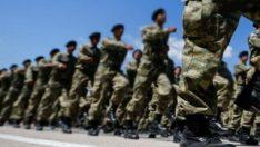 MSB ilk askerlik taslağını Cumhurbaşkanı'na sunuldu