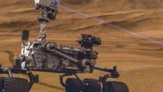 NASA'nın uzay aracı, Mars'ın yer çekimini ölçebiliyor
