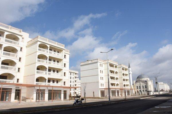 Nusaybin'de terör mağdurları yeni evlerine kavuştu