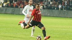 Gazişehir Gaziantep FK 2-0 Hatayspor