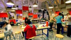 Okullarda tasarım beceri atölyeleri dönemi başlıyor