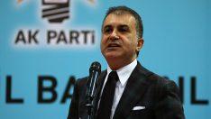 Ömer Çelik: CHP ile HDP Arasında Bir İttifak Olduğu Açık