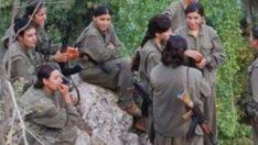 PKK, kadın teröristleri motivasyon için kullanıyor