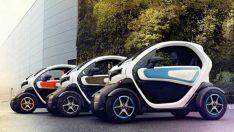Renault'dan Avrupa'da 200 bin elektrikli araç satışı