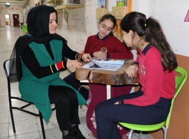 Rize'de öğrencilere evlerini aratmayan farklı okul