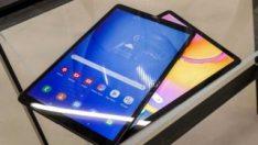 Samsung Galaxy Tab S5e ve Galaxy Tab A 10.1 tanıtıldı