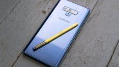 Samsung'un bir sonraki Note modeli, kameralı S Pen ile gelebilir