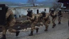 Siirt'te terör operasyonu: 13 gözaltı
