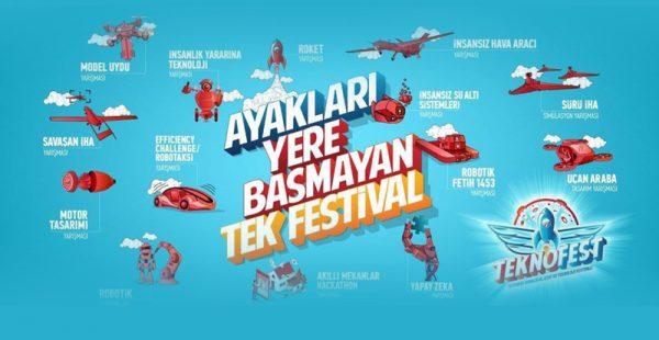 Teknofest 2019 Yarışmaları Başvuruları Başladı