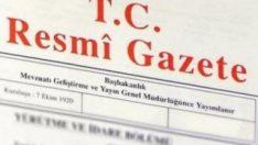 Yargıtay üye seçimi kararı Resmi Gazete'de