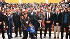Tunceli'de TOKİ Konutları Sahiplerini Buldu