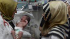 Yağmur bebeğin hikayesi yürek burktu… Bulunduğunda güçlükle nefes alıyordu