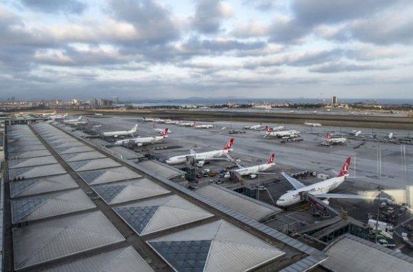 2018'in en işlek havalimanları belli oldu