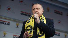 """Erdoğan: """"Türkiye'nin Zenginliği, Birlik ve Beraberliğinden Geçiyor"""""""