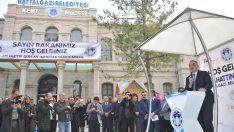 """Bakan Ersoy: """"Malatya'da Turizm Potansiyeli Oluşması İçin Alt Yapı Hazırlayacağız"""""""