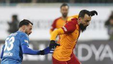 BB Erzurumspor 1 – 1 Galatasaray