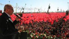 Cumhurbaşkanı Erdoğan'dan Yenikapı'da önemli açıklamalar