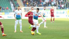 Çaykur Rizespor 3-0 İstikbal Mobilya Kayserispor
