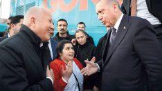 Tayyip Erdoğan bir söz verdi mi dönmez