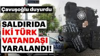 Bakan Çavuşoğlu Brüksel'de açıkladı